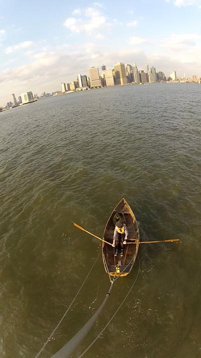 Artist's explorations of waterways to open Oct. 18 in Tyler Art Gallery