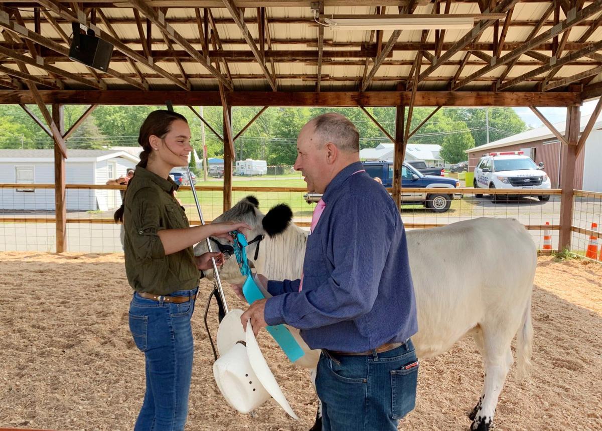 Oswego's Nicole DelConte wins top New York Farm Bureau scholarship