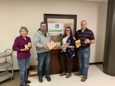 Luminant Plant Employees Power Together to Help End Hunger