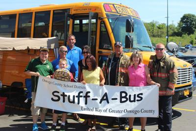 United Way Stuff-A-Bus to skip breakfast, hold donation drive July 25
