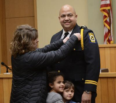 Westbrook sworn in as chief of Fulton Police Department