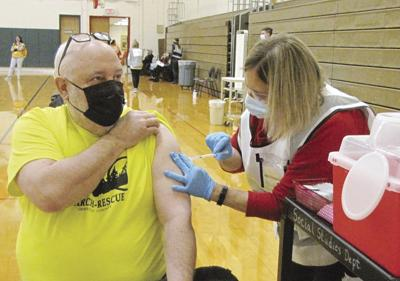 Vaccinations continue, but supply shortages limiting local efforts