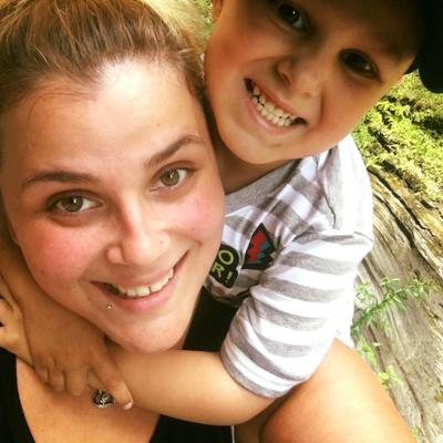 Mexico mom, son fighting cancer together