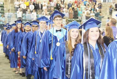 COVID commencement tests schools' flexibility