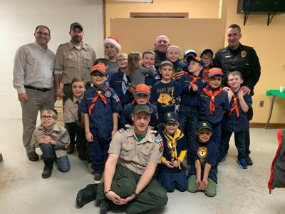 Cub Scout Pack 885 launches food drive to support Human Concerns Center