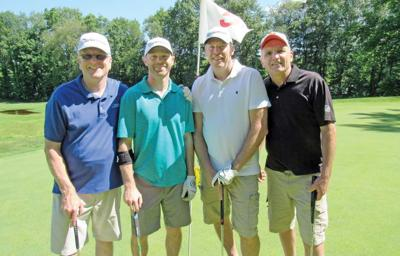 Golf event helps youth sports programs