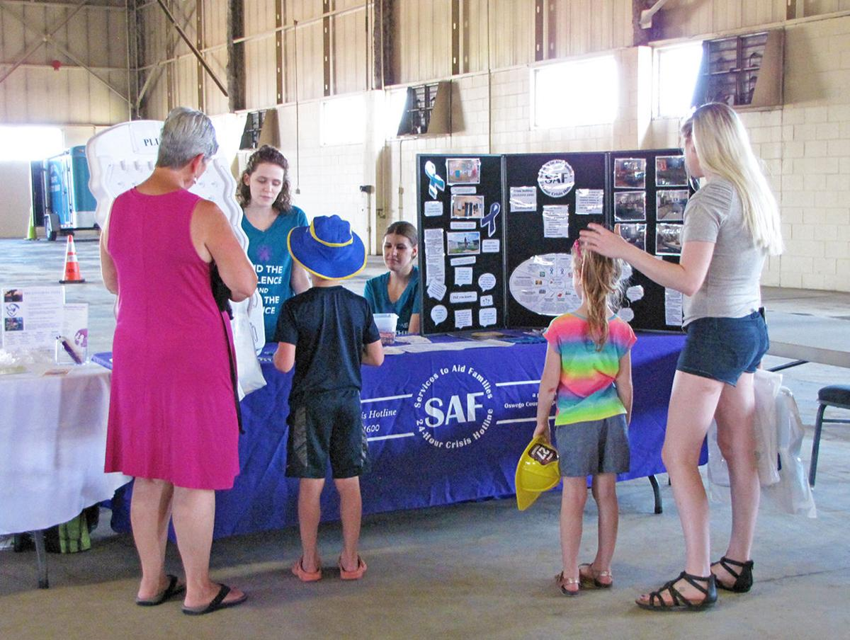 Keeping our kids 'SAF'