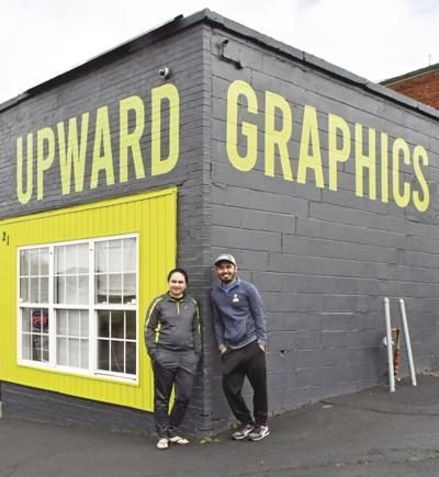 Upward Graphic owners