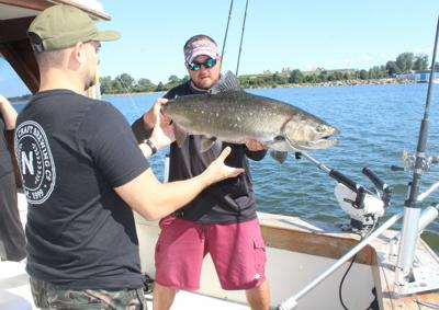 I Love NY joins county anglers for fishing trip