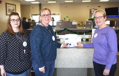 Pathfinder Bank supports March for Wheels | News