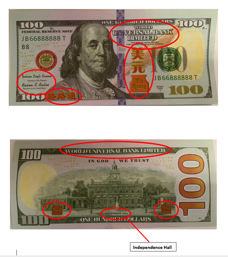 Fake Money 1