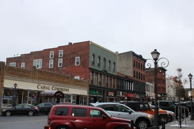 Downtown businesses