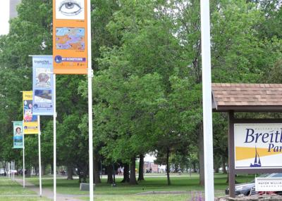 4th annual 'My Hometown' banners on display in city of Oswego