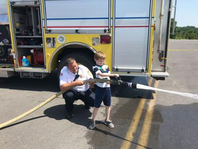 Public Safety Day results in a great time for all