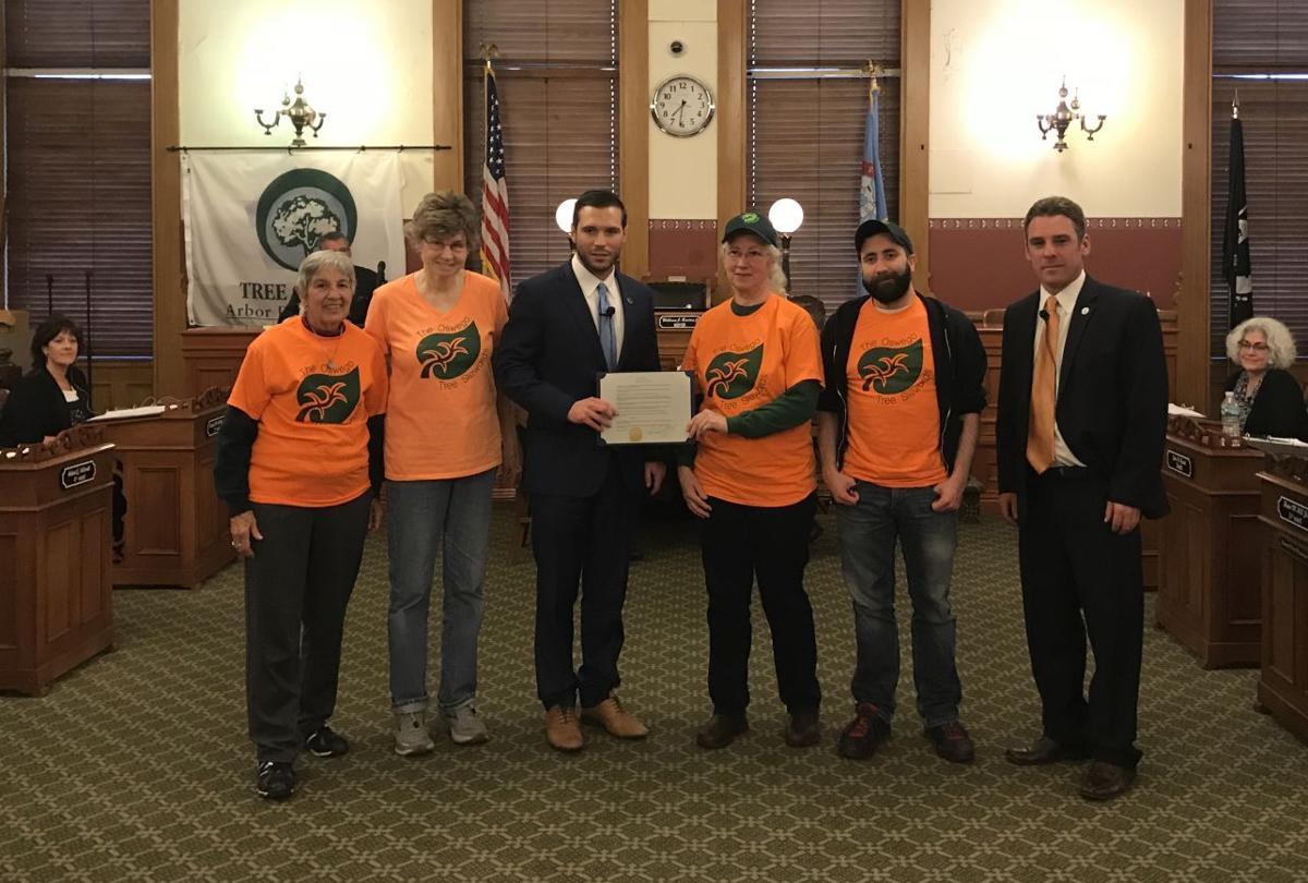 City recognizes Arbor Day