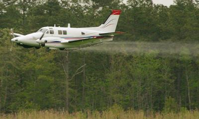 More mosquito spraying planned for tonight