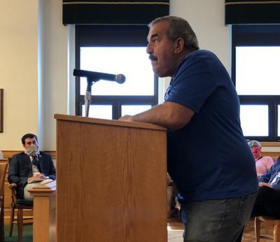 Sheriff praised, questioned at Legislature public session