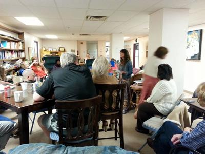 The element of hope: Local faith-based organizations expand role in combating substance abuse