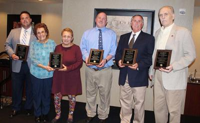 OHS Hall of Fame class