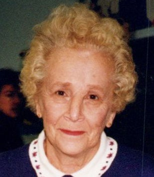 Geraldine P. Whitney