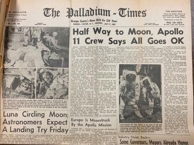 Pall-Times seeks moon landing memories