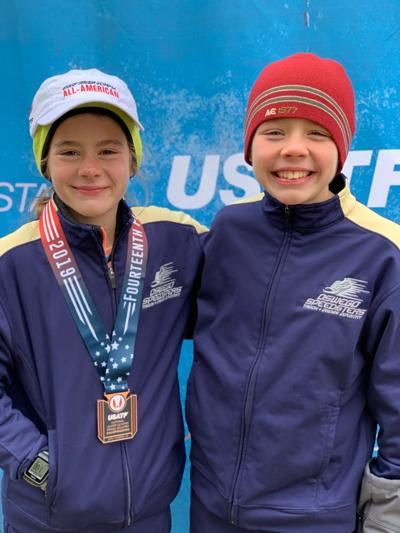 Shaver siblings compete in national meet