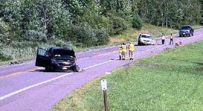 State police investigating 2 weekend crashes