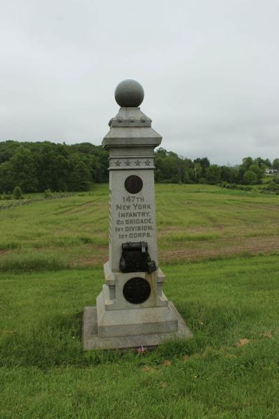 On to Glory:  Oswego's 147th Regiment at Gettysburg