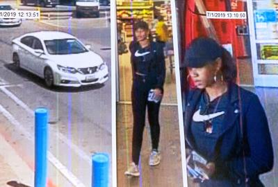 Troopers seek assistance to ID woman accused of credit card fraud