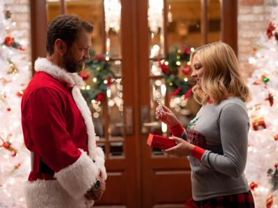 Oswego faculty member pens Lifetime movie 'Dear Christmas' to air Nov. 27