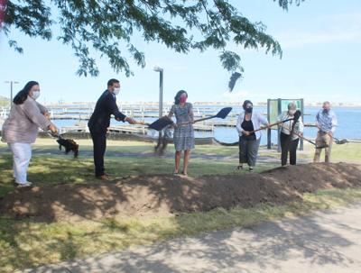 State, city officials mark 'new day for Oswego's waterfront'