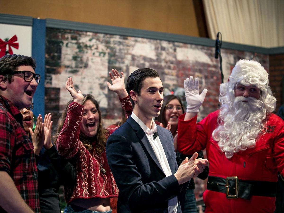 Laker Late Night: Students worked for a year to craft holiday special