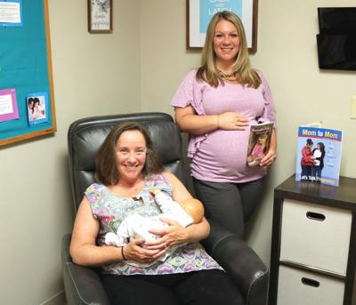 WIC partners with Rural Health Network for new lactation room