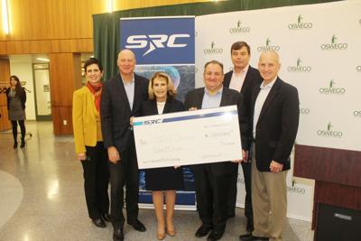 SRC donates $1 million to SUNY Oswego for engineering prof