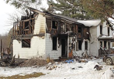 Mexico house fire claims one life