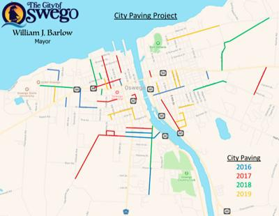 Summer paving set to begin in city