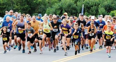 Run For Your Health 5K from 2019