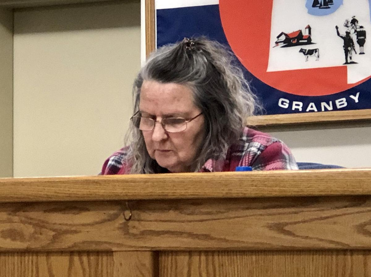Granby councilor accused of election-related crimes stays on; Counterman resigns (copy)