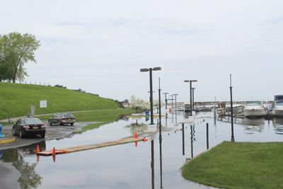 Marina closed due to record flooding (copy)