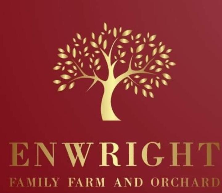 Enwright Family Farm and Orchard logo