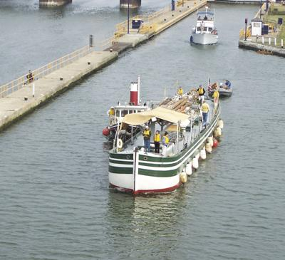 Canal Corporation releases projected 2020 navigation dates