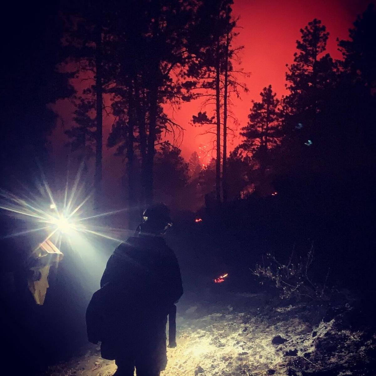 Out of the fire: Oswego County forest ranger returns from Rocky Mountain duty