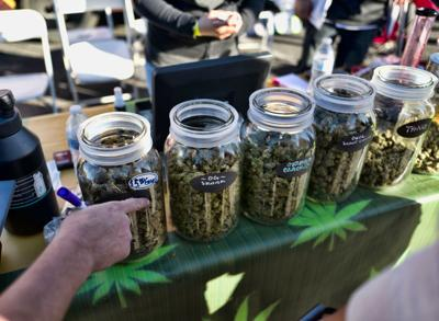 Experts weigh in on legalized marijuana