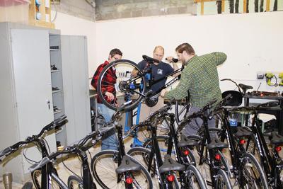 SUNY Oswego Bike Share Program