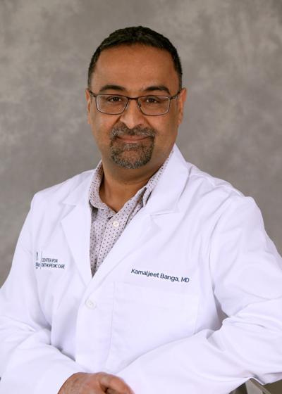 Oswego Health welcomes new orthopedic surgeon