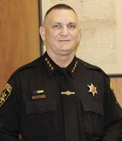 Sheriff Don Hilton looks back at 1st year in office