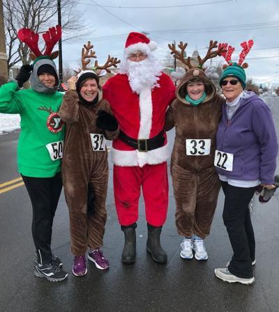 Oswego YMCA 30th annual Reindeer Run