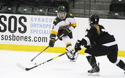 Women's hockey highlight
