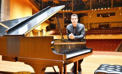 Local virtuoso Auler to perform 'Rhapsody in Blue' with city band