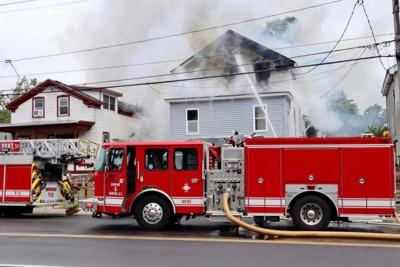 Charging into burning house just 'instincts,' Menter medic tells Pall-Times about heroic Saturday